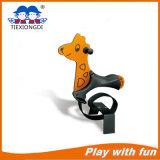 China Hot Sell Cheap Plastic Plush Rocking Horse