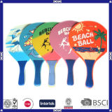 2014 Hot Sale High Quality Wood Promotion Beach Racket
