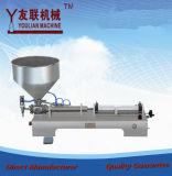 G1wgd Semi-Automatic One Head Ointment /Cream/Tomato Paste and Liquid 50-500ml Filling Machine