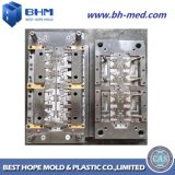 Large Pinch Clamp with Multiple Step Control Injection Mold