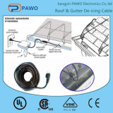 Outdoor Snow Melting Heating for Roof&Gutter