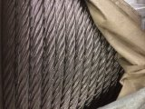 7X37 Stainless Steel Wire Rope Different Diameter, Available for Ex-Stock