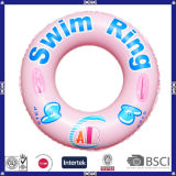 Logo Printed Promotional PVC Inflatable Swim Ring