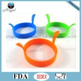 Promotional Round Silicone Egg Mould Kitchen Tool Se12