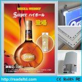 Ce Quality LED Advertising Display Sign Board Slim Light Box
