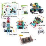 237PCS DIY R/C Toys Set ABS Remote Control Building Blocks for Kids (10189158)