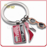 Promotion Gift Fancy Soft Enamel Metal Key Chain