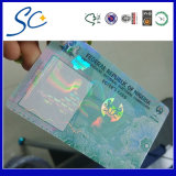 Hot Stamp Foil PVC Card
