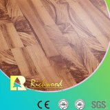 Household 8.3mm E1 Embossed Walnut Sound Absorbing Laminated Floor