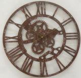 Home Decoration Iron Wall Clock