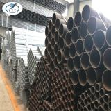 Ms Seamless Black Steel Pipe Schedule 40 for Construction