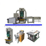 Automatic Aluminium Foil Food Container Machine with Ce Certificate