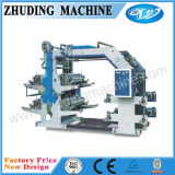 4 Color Flexo Printing Machine for Nonwoven Fabric