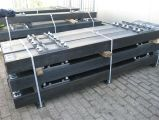 Rail Wood Ties/ Rail Hardwood Sleepers