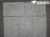 Flamed G612 Grey Granite Tiles for Wall and Flooring
