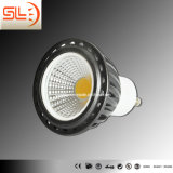 COB 7W GU10 LED Spotlight with CE EMC