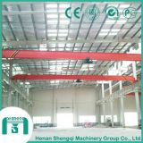 Low Maintain Cost Single Girder Overhead Crane