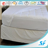 2015 New Natural Cotton Queen Size Mattress Pad