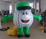 Inflatable Moving Cartoon for Advertising