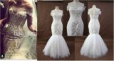 High Quality Wedding Dresses. Franch Lace Wedding Gown. Bridal Dresses