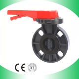 PVC Butterfly Valve for Water Supply