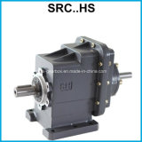 Trc02 Flange Mounted Helical Gear Motor Reducer