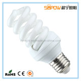 E27 B22 9W 7mm T2 Tri-Phosphor Full Spiral Energy Saving Lamp