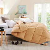Home Hotel Printed Down Comforter Duck Feather Quilt Duck Down Duvet