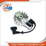Ignition Coil and Flywheel of Gasoline Engine for Chain Saw Sapre Parts
