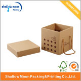 Corrugated Box with Heaven and Earth Lid Customized Paper Box