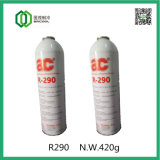 New Type Hydrocarbon Refrigerant Gas for Domestic Air Conditioner