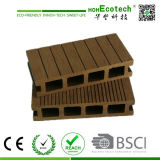 WPC Decks and Terrace/Natural Feel Wood Plastic Composite Decking Board