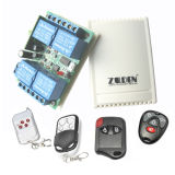 12V 2-Channel Wireless Remote Switch with Learning Code