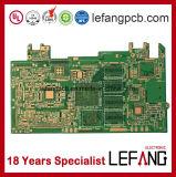 6layers 1.0mmprofessional PCB Board Automotive Sensor Supplier