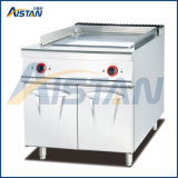 Eh886D Electric Griddle with Cabinet of Bakery Equipment