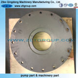 Customized Stainless/Carbon Steel Casting Disk for CNC Machining