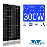 High Quality 300W Mono Solar Panel with Certification of Ce, CQC and TUV