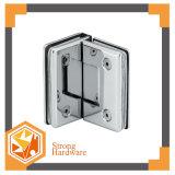 Folding Zinc Alloy/SUS/Brass Durable Glass Door Hinge