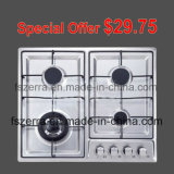 Good Price China LPG Stainless Steel Gas Hob S4502A