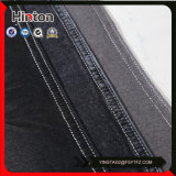 Dark Grey Color 300g Knitting Denim Fabric for Children Clothes