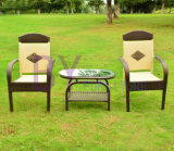 Outdoor High - Grade Leisure PE Rattan Garden Tables and Chairs