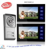 Summer Sale for Wired Video Doorbell with Touch Button Design