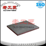 High Quality Tungsten Carbide Plates From Old Craftsman