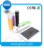 LED Flashlight Power Bank Charger 3000mAh for Mobile Phone