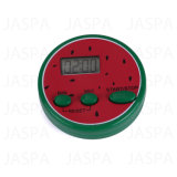 LCD Digital Display Fruit Sheaped Kitchen Digital Timer (48-1Y1701)