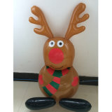 Inflatable Elk for Christmas Party Decoration
