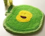 Acrylic Rug (carved carpet) -Apple