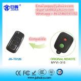 Door Remote with Flip-Key Replaced The Original Rolling Code Myvi-315 Remote Control