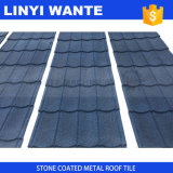 Multi-Step Stone Coated Metal Roofing Tile