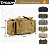 7 Colors 600d Nylon Military Shoulder Waist Pouch Outdoor Bag